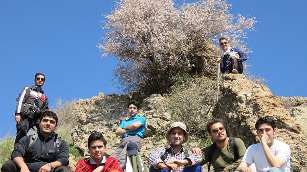 ارتفاعات قره بله - رشته کوه میشو - آذربایجان شرقی