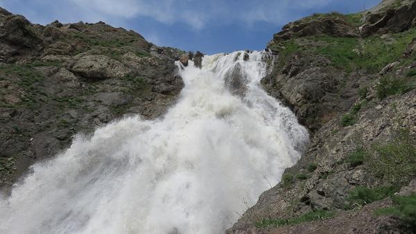 تصویر از آبشار سوله دوکل – ارومیه – آذربایجان غربی