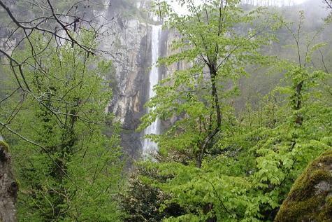 تصویر از آبشار لاتون – کوته کومه – آستارا