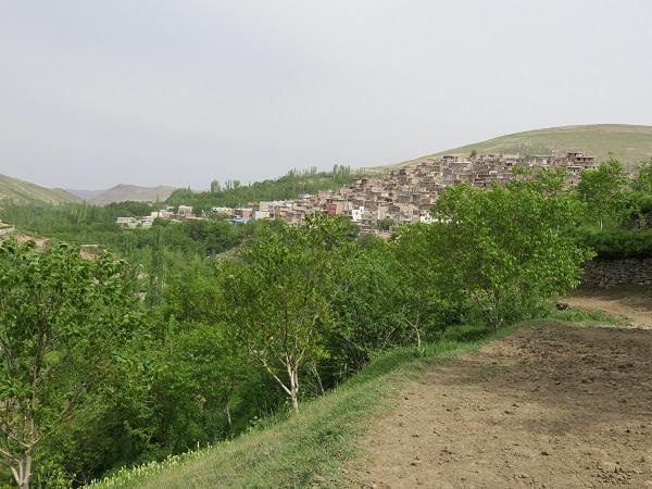 تصویر از گونبرف – اسکو – آذربایجان شرقی ( خرداد ۱۳۹۴ )