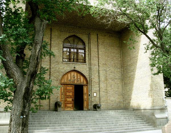 تصویر از موزه آذربایجان