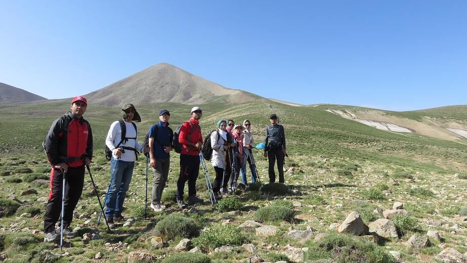 تصویر از برنامه جمعه ۱۵ مرداد ۹۵ – قله کمال