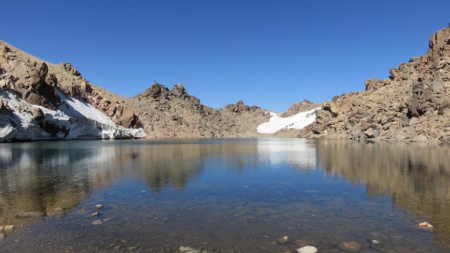 تصویر از برنامه ۲۰ و ۲۱ مرداد ۱۳۹۵ – قله سبلان
