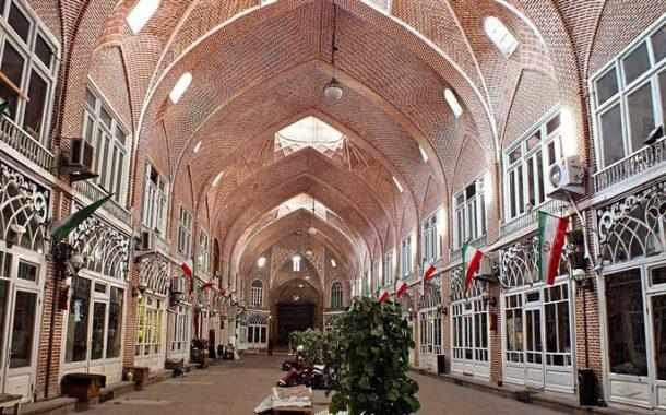 Tabriz Bazaar, East Azerbaijan, Iran
