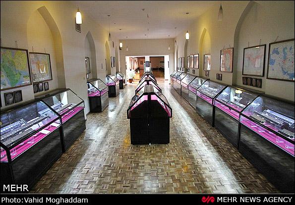 تصویر از Azarbaijan Museum, Tabriz,East Azerbaijan,Iran