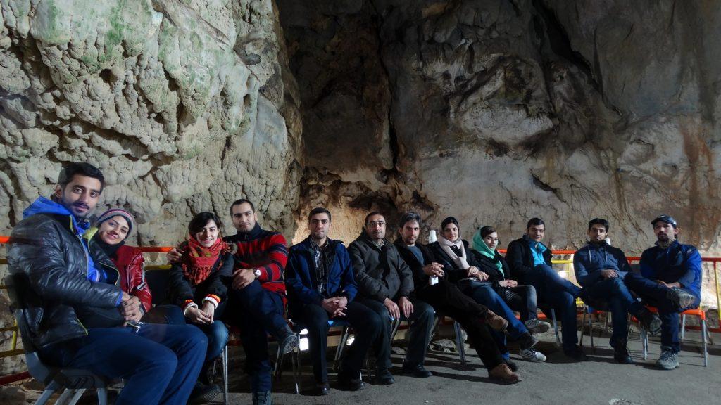برنامه ۱۹ آذر ۱۳۹۵ - غار سهولان