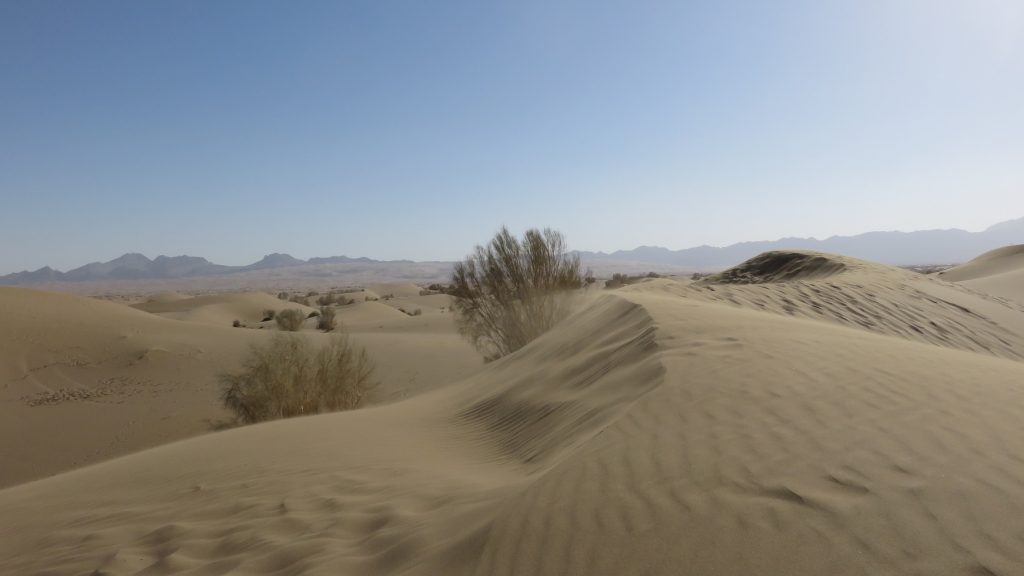 سفر به کویر مصر - خور و بیابانک، اصفهان ( ۲۶-۲۷ آذر ۱۳۹۵ )