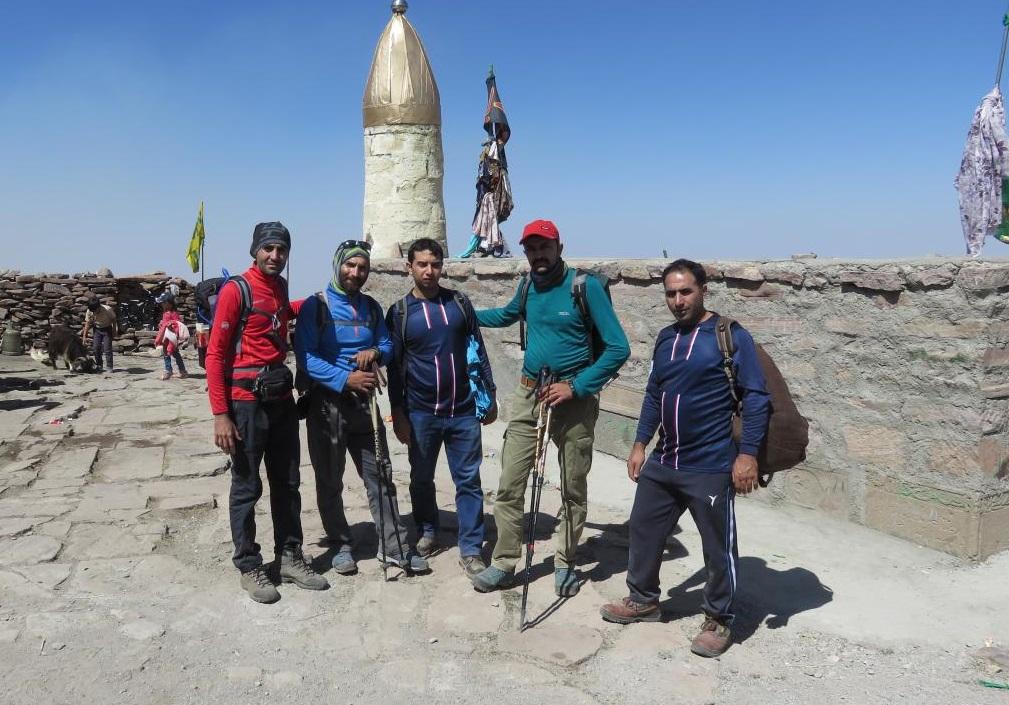 تصویر از برنامه کوهنوردی جمعه ۲۴ شهریور ۹۶ – صعود به قله سلطان
