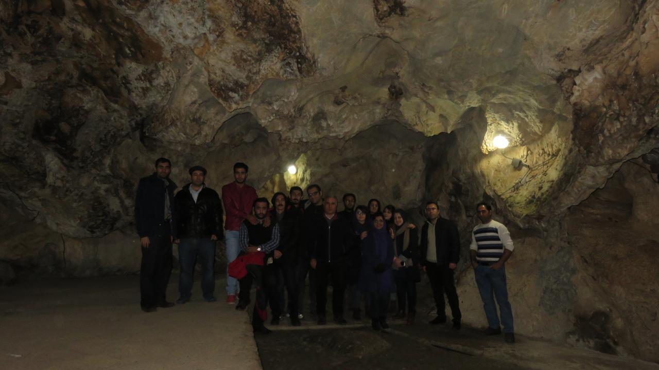 تصویر از برنامه ۱۵ آذر ۱۳۹۶ – غار سهولان مهاباد