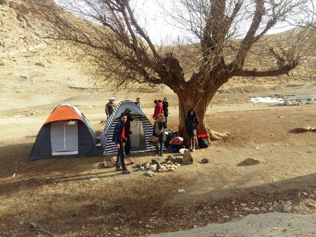 برنامه جمعه 1 دی 1396 - منطقه بادامیار