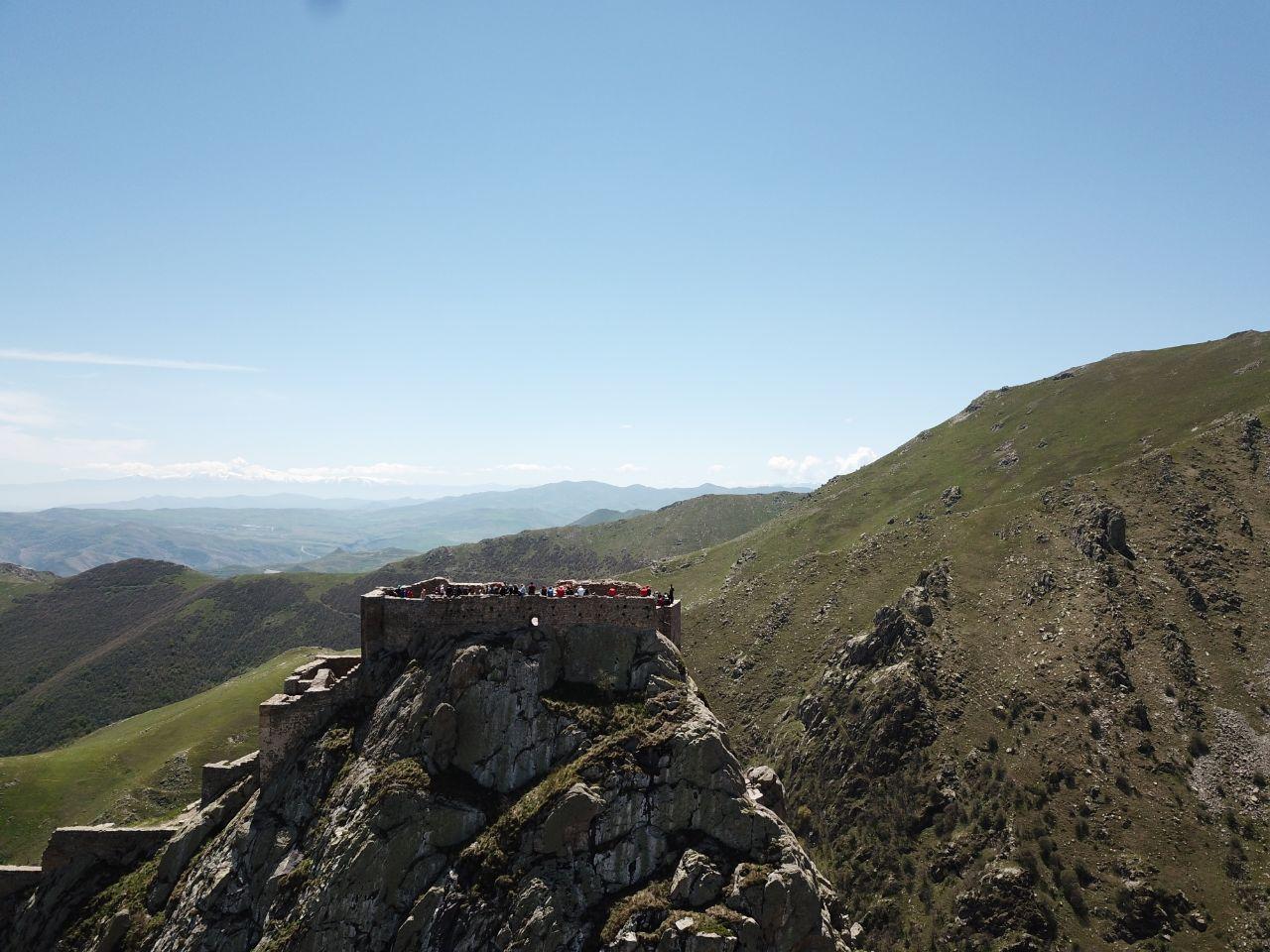 تصویر از برنامه ۲۷ و ۲۸ اردیبهشت ۱۳۹۷ – ارسباران و قلعه بابک