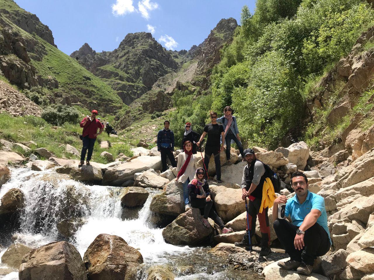 تصویر از برنامه جمعه ۱۱ خرداد ۱۳۹۷ – آبشار عیش آباد و موغان یوردو گلجار