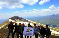 برنامه کوهنوردی و صعود به قلل جام و سهند 26 خرداد