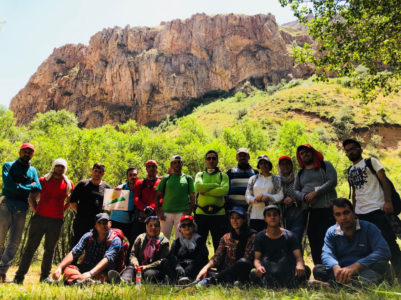 تصویر از برنامه ۲۲ تیر روستای دوگیجان مرند