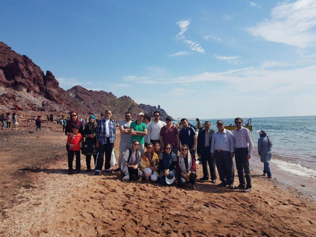 گزارش تور جزیره قشم 18 بهمن