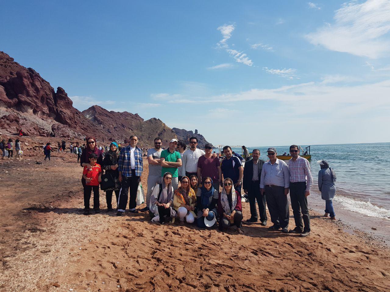 تصویر از گزارش تور جزیره قشم ۱۸ بهمن