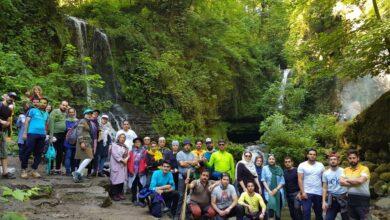 تصویر از تور ۲ روزه آبشار زمرد حویق ، گیلان ، خرداد ۹۹